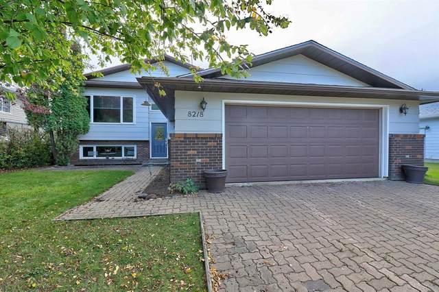 8218 102A Street, Grande Prairie, AB T8W 1Z5 (#A1035149) :: Western Elite Real Estate Group