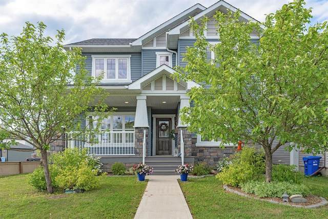 124 Falcon Drive, Fort Mcmurray, AB T9K 0R7 (#A1035197) :: Canmore & Banff
