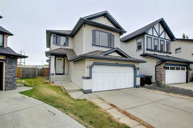 134 New Brighton Circle SE, Calgary, AB T2Z 4B4 (#A1035246) :: Redline Real Estate Group Inc