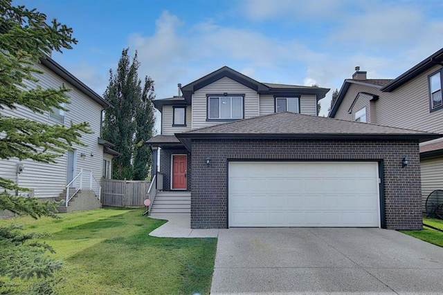 345 Wentworth Place SW, Calgary, AB T3H 4L5 (#A1035252) :: Calgary Homefinders