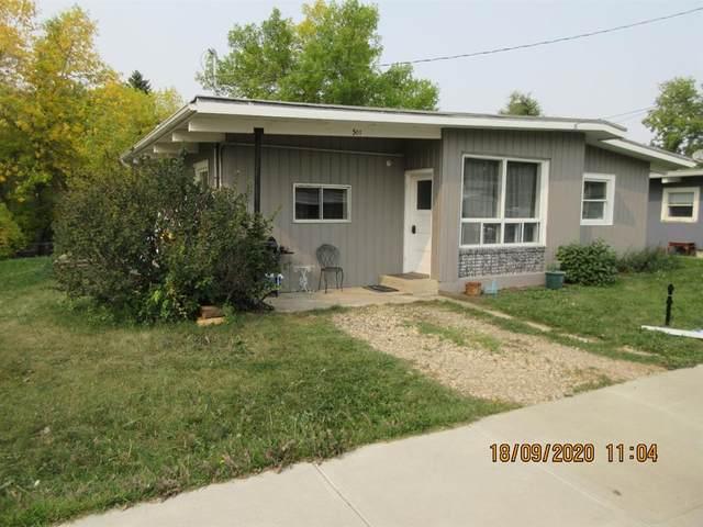 501 7 Avenue N, Three Hills, AB T0M 2A0 (#A1035253) :: Calgary Homefinders