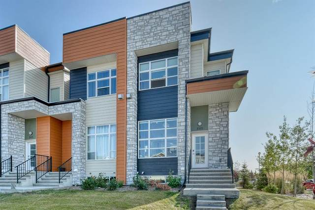 1530 Bayside Avenue SW #501, Airdrie, AB T4B 4B5 (#A1035275) :: Canmore & Banff