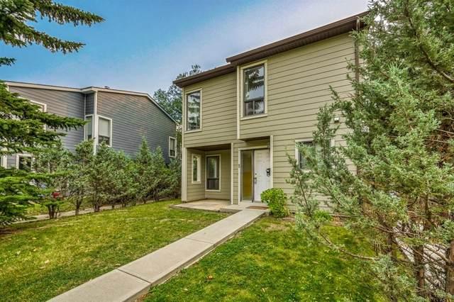 108 Grier Terrace NE #1, Calgary, AB T2K 5Y6 (#A1035312) :: The Cliff Stevenson Group