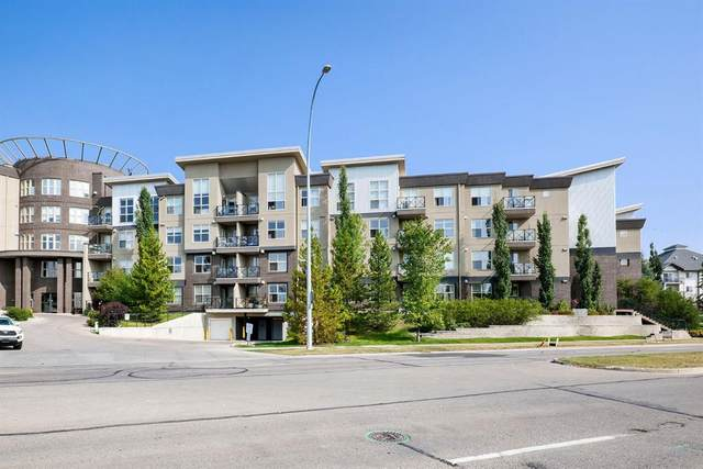 88 Arbour Lake Road NW #306, Calgary, AB T3G 0C2 (#A1035319) :: Team J Realtors