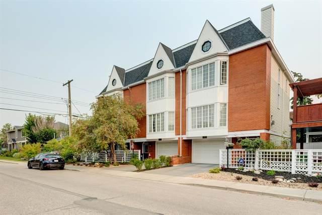 508 21 Street NW, Calgary, AB  (#A1035328) :: Redline Real Estate Group Inc