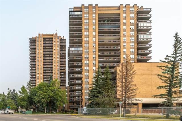9800 Horton Road SW #1607, Calgary, AB T2V 5B5 (#A1035344) :: Calgary Homefinders
