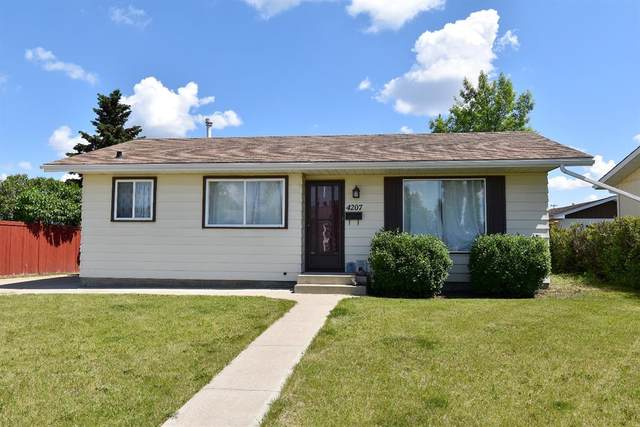 4207 73 Street, Camrose, AB T4V 3L7 (#A1035377) :: Canmore & Banff