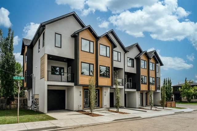 94 23 Street NW, Calgary, AB T2N 3N6 (#A1035379) :: Redline Real Estate Group Inc