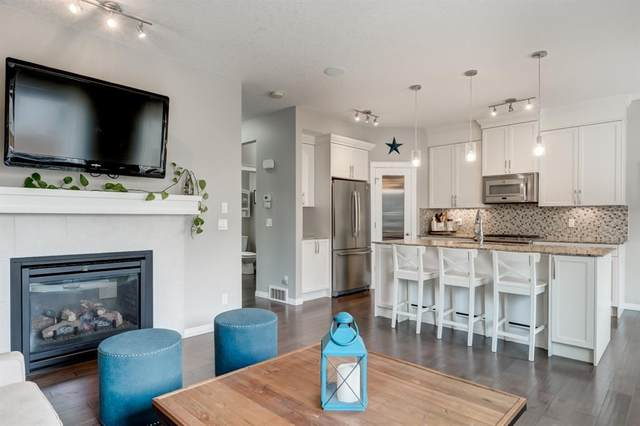 1259 Brightoncrest Green SE, Calgary, AB T2Z 1G7 (#A1035387) :: Redline Real Estate Group Inc