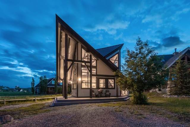 216 Cottageclub Drive, Rural Rocky View County, AB T4C 1B1 (#A1035403) :: Canmore & Banff