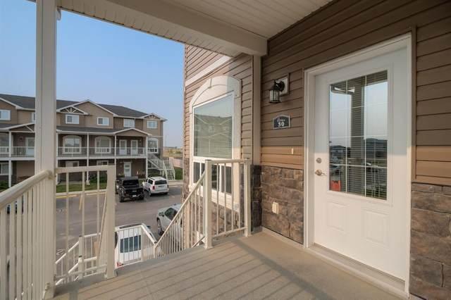 45 Keystone Terrace W #30, Lethbridge, AB T1J 5B8 (#A1035430) :: Western Elite Real Estate Group