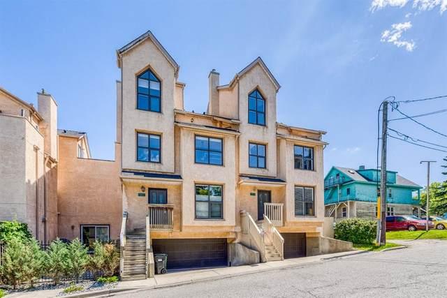 2206 15 Street SW, Calgary, AB T2T 5Z1 (#A1035449) :: Calgary Homefinders