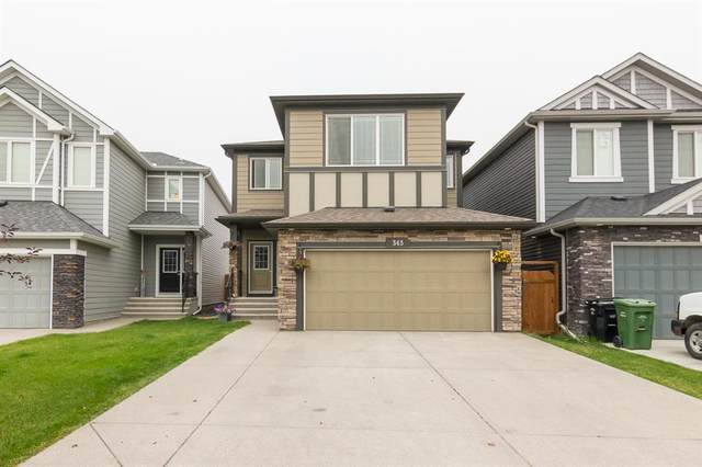 343 Legacy Heights SE, Calgary, AB T2X 2G2 (#A1035491) :: Canmore & Banff