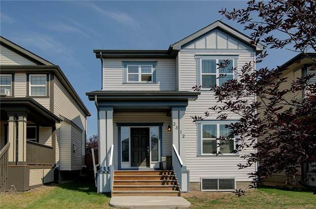 2312 Reunion Rise NW, Airdrie, AB T4B 0M8 (#A1035497) :: Calgary Homefinders