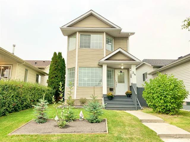 24 Rivercrest Close SE, Calgary, AB T2C 4H4 (#A1035523) :: Canmore & Banff
