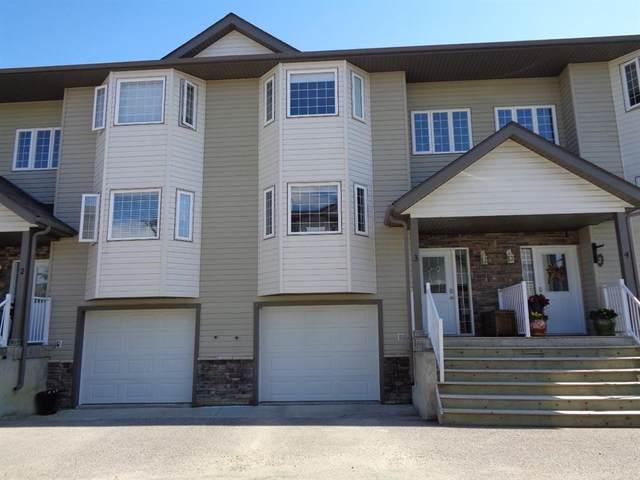 1624 41 Street #3, Edson, AB T7E 0A5 (#A1035552) :: Canmore & Banff