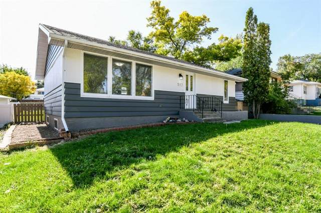 517 5th Street SW, Medicine Hat, AB T1A 4H3 (#A1035658) :: Canmore & Banff