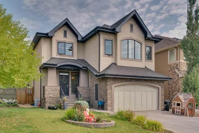 78 West Coach Way SW, Calgary, AB T3H 0M9 (#A1035661) :: Calgary Homefinders