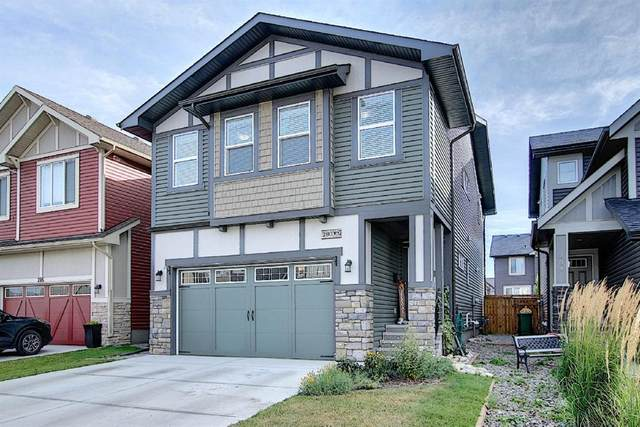 280 Paint Horse Drive, Cochrane, AB T4C 2M3 (#A1035697) :: Calgary Homefinders
