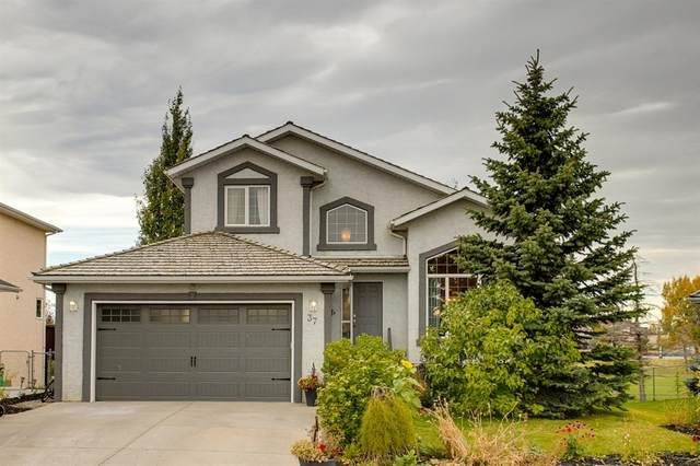 37 Lakeside Greens Close, Chestermere, AB T1X 1C2 (#A1035788) :: Redline Real Estate Group Inc