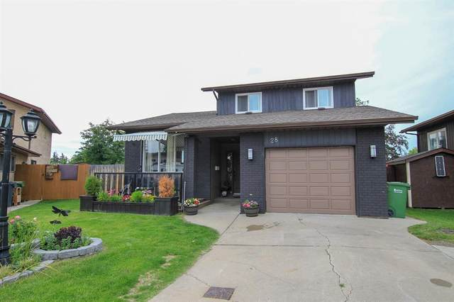 28 Drake Close, Red Deer, AB T4R 1Y6 (#A1035826) :: Canmore & Banff
