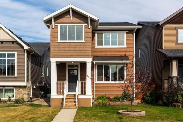323 Fireside Place, Cochrane, AB T4C 0R5 (#A1035831) :: Calgary Homefinders