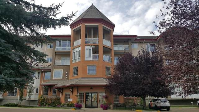 4512 52 Avenue #130, Red Deer, AB T4N 7B9 (#A1035854) :: Canmore & Banff