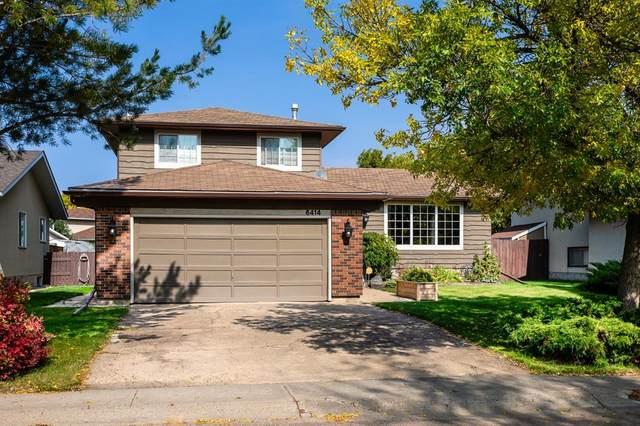 6414 37 Avenue, Camrose, AB T4V 3J6 (#A1035855) :: Canmore & Banff