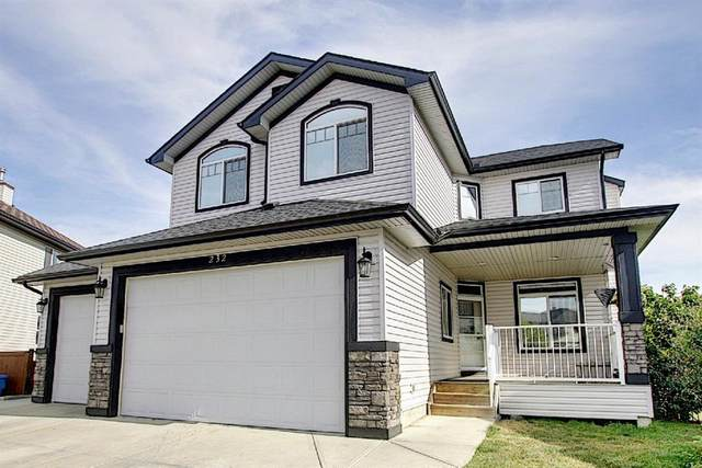 232 West Creek Court, Chestermere, AB T1X 1K6 (#A1035856) :: Calgary Homefinders