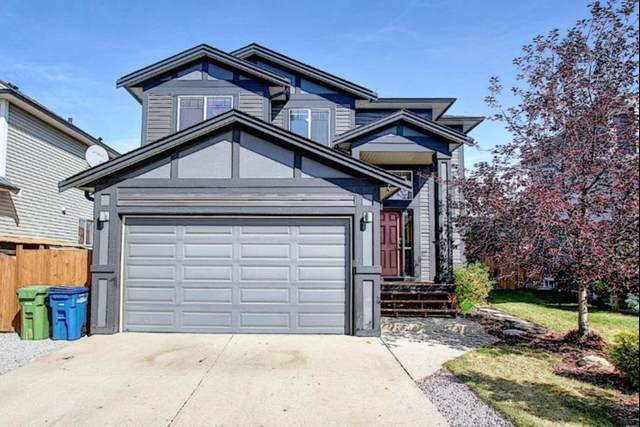 2112 Luxstone Boulevard SW, Airdrie, AB T4B 0C7 (#A1035857) :: Redline Real Estate Group Inc