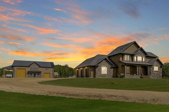 1 50076 Township Road 713, Rural Grande Prairie No. 1, County of, AB T8X 4A3 (#A1035869) :: Canmore & Banff