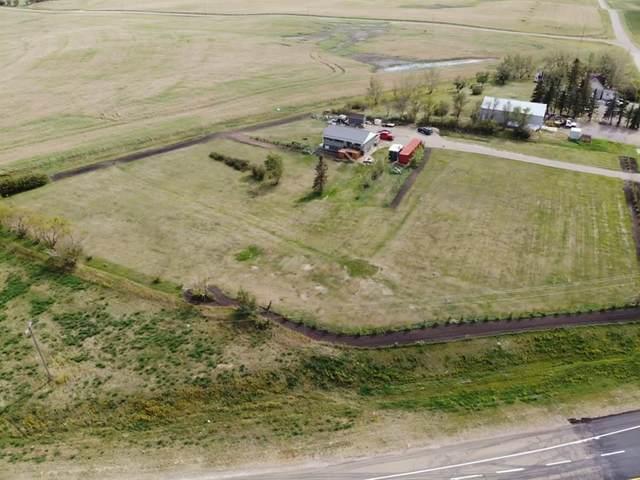 284001 Range 202 Road, Rural Kneehill County, AB T0J 0Y0 (#A1035870) :: Calgary Homefinders