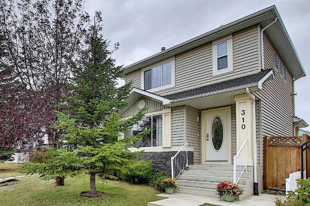 310 Bridlewood Court SW, Calgary, AB T2Y 3T6 (#A1035871) :: Canmore & Banff