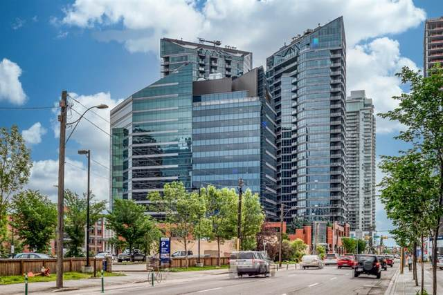 220 12 Avenue SE #1506, Calgary, AB T2G 0R5 (#A1035873) :: Redline Real Estate Group Inc