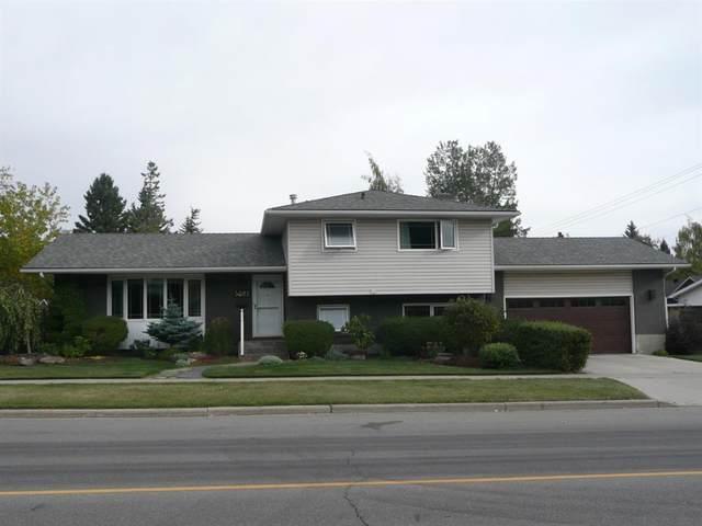 5682 Dalhousie Drive NW, Calgary, AB T3A 1Y7 (#A1035893) :: Redline Real Estate Group Inc