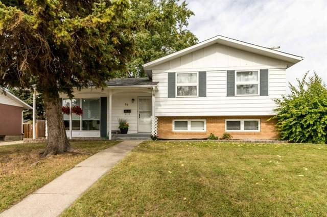 20 Mackenzie Crescent, Red Deer, AB T4N 0H7 (#A1035951) :: Canmore & Banff