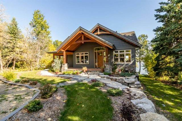 25054 South Pine Lake Road #114, Rural Red Deer County, AB T0M 1S0 (#A1035952) :: Canmore & Banff