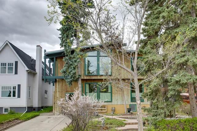 505 Sunderland Avenue SW, Calgary, AB T3C 2K5 (#A1035955) :: Canmore & Banff