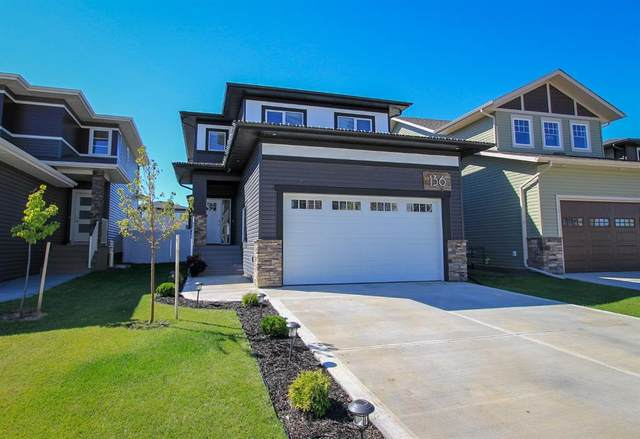 136 Lindman Avenue, Red Deer, AB T4R 0R3 (#A1035962) :: Canmore & Banff