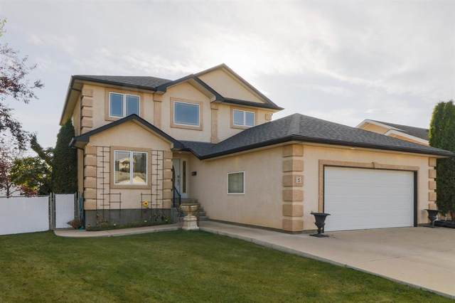 5 Hunter Court NE, Medicine Hat, AB T1C 1W5 (#A1035975) :: Team J Realtors