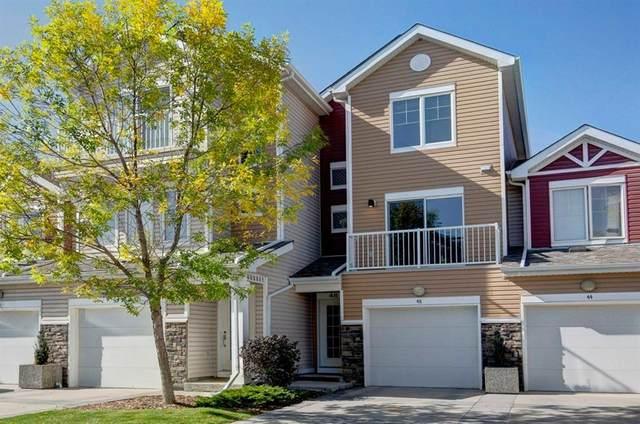 48 Chaparral Ridge Park SE, Calgary, AB T2X 0E4 (#A1036010) :: Calgary Homefinders