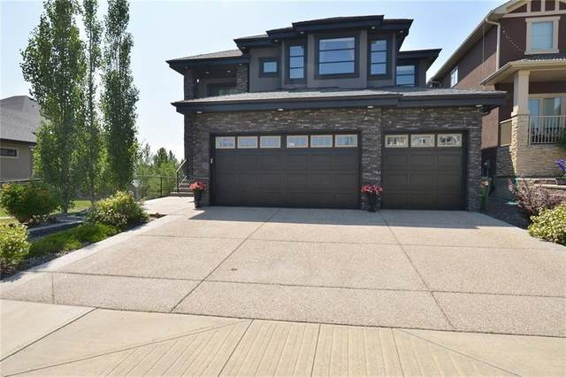 697 Tuscany Springs Boulevard NW, Calgary, AB T3L 2W4 (#A1036018) :: Calgary Homefinders