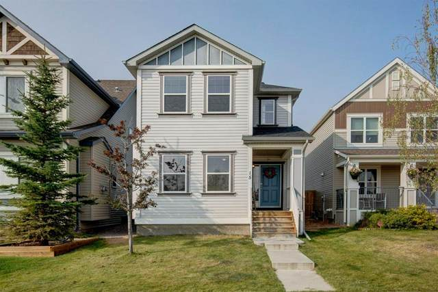 15 Copperpond Square SE, Calgary, AB T2Z 0X2 (#A1036029) :: Calgary Homefinders