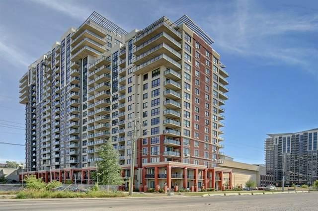8710 Horton Road SW #1417, Calgary, AB T2V 0P7 (#A1036074) :: Calgary Homefinders