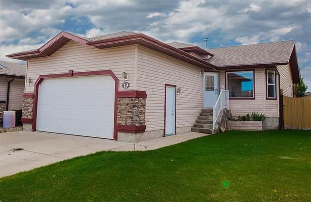 19 Pinnacle Road, Grande Prairie, AB T8W 0A9 (#A1036091) :: Team Shillington | Re/Max Grande Prairie
