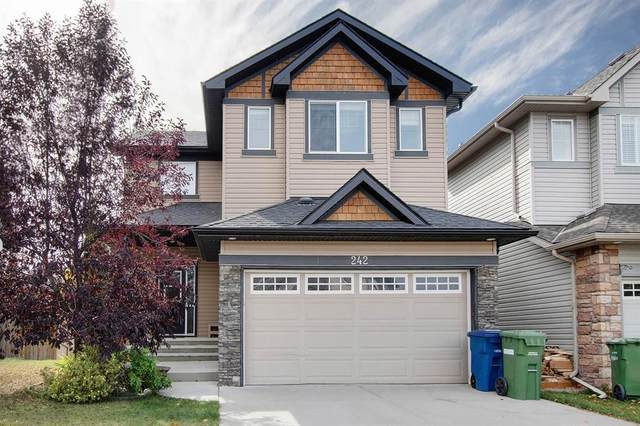 242 Prairie Springs Crescent SW, Airdrie, AB T4B 0K9 (#A1036095) :: Canmore & Banff