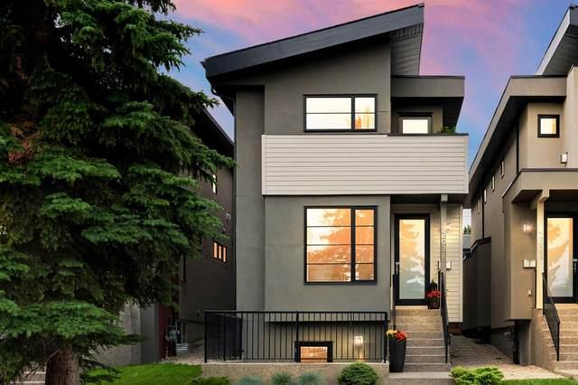 2031 27 Avenue SW, Calgary, AB T2T 1H6 (#A1036154) :: Calgary Homefinders