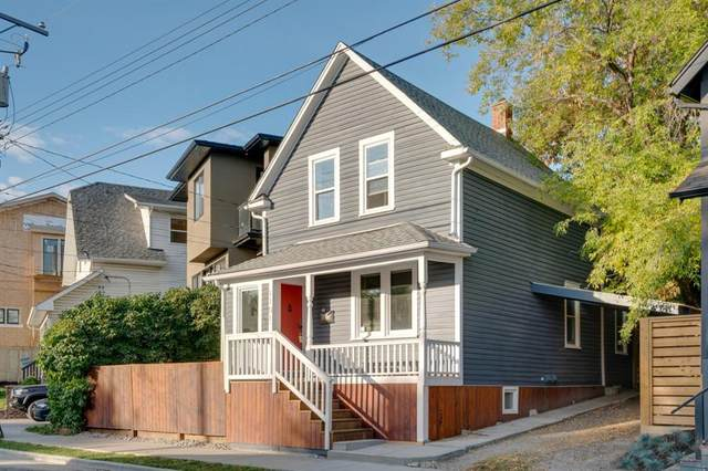 1101 Maggie Street SE, Calgary, AB T2G 4L8 (#A1036182) :: Calgary Homefinders