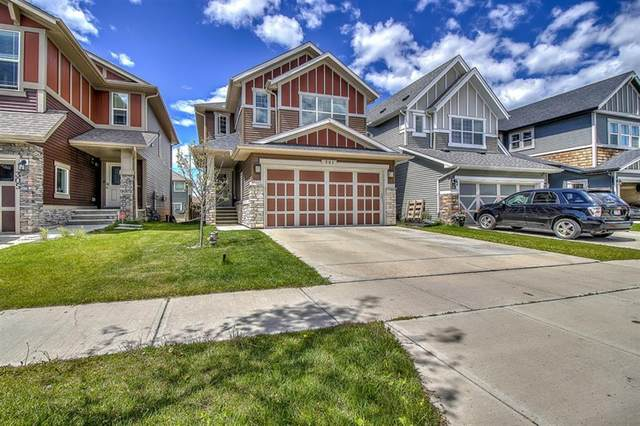 301 Kings Heights Drive SE, Airdrie, AB T4A 0S6 (#A1036202) :: Team J Realtors