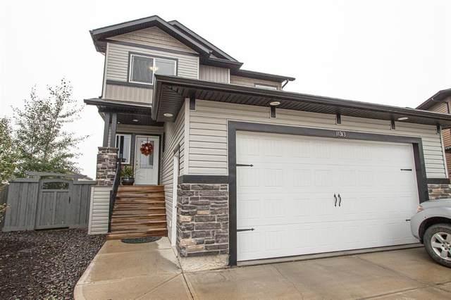 11313 80 Avenue, Grande Prairie, AB T8W 0B7 (#A1036212) :: Canmore & Banff